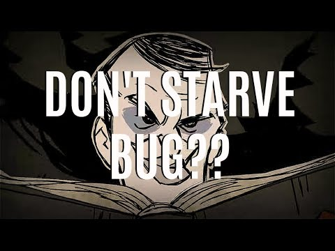 Don't Starve Adventure Mode Bug??