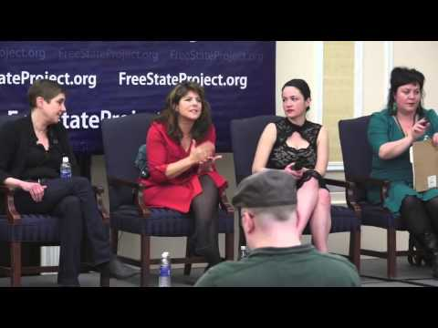 Naomi Wolf vs Karen Straughan - Do We Need Feminism? (Debate)