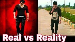 Real vs Reality || Expectations vs reality || Bhai log ki comedy ||