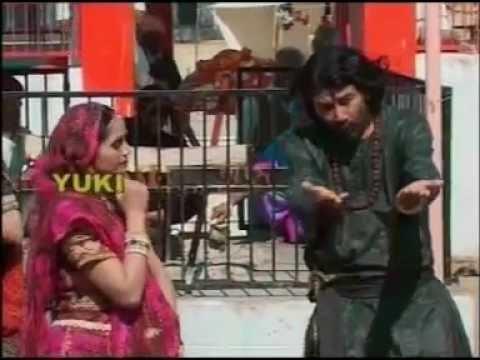 Bhairu Ji Aavelo Ringas Walo   Panya Sepat Bhairu Ji Ke Mandir Mein   Geeta Sharma, Jagdish Chhaila