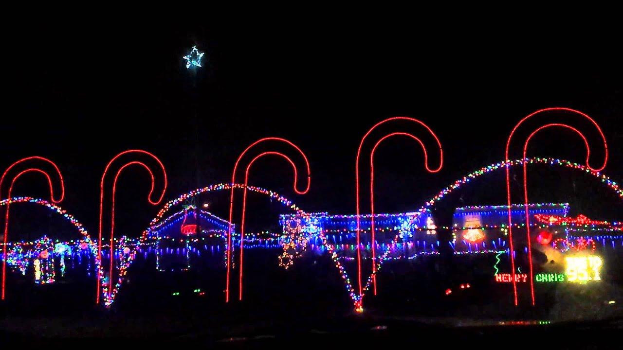 christmas lights display pasadena tx 2013