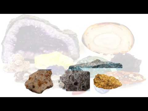 Mineral And Power Resources (Geography)