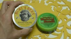 Gear Grind #1: Burt's Bees Hand Salve vs. O'Keefe's Working Hands
