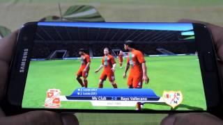 vuclip SAMSUNG GALAXY S7 EDGE FIFA 16 GAMEPLAY
