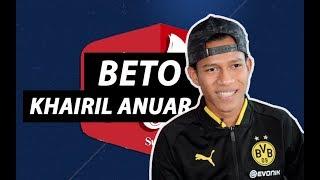 Ole - Beto Khairil Anuar   Perak FA