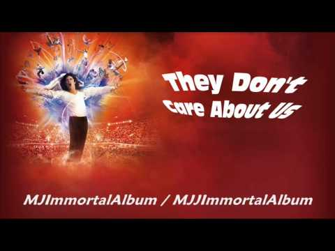 07 They Don't Care About Us (Immortal Version) - Michael Jackson - Immortal