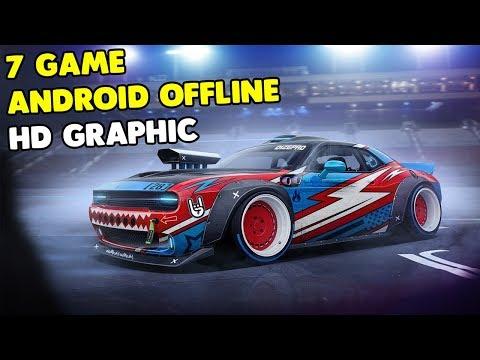 7 Game Android OFFLINE HD GRAPHIC Terbaik Tahun 2019