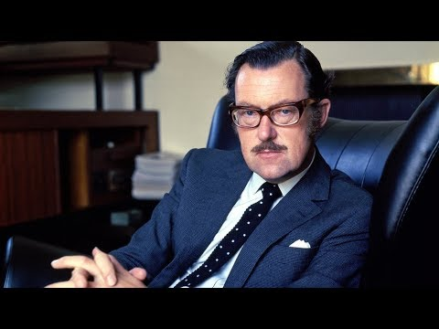 Alan Whicker CBE (1925-2013) UK journalist