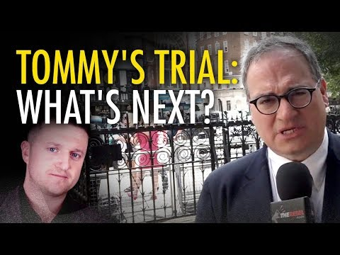 Tommy Robinson appeal: What's next?  Ezra Levant's analysis