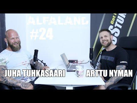 Juha Tuhkasaari | ALFALAND #24