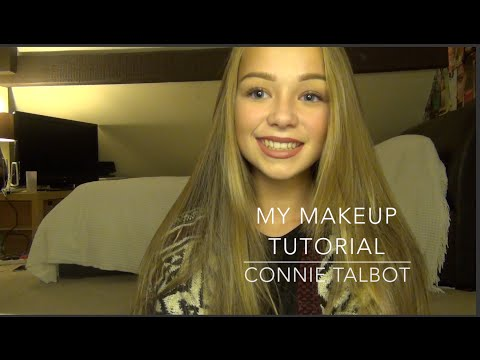 Makeup Tutorial - Connie Talbot