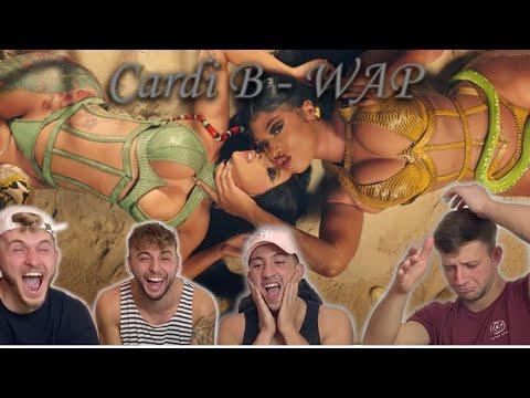 Download Cardi B - WAP feat. Megan Thee Stallion [Official Music Video] /Housem4tes reaction/