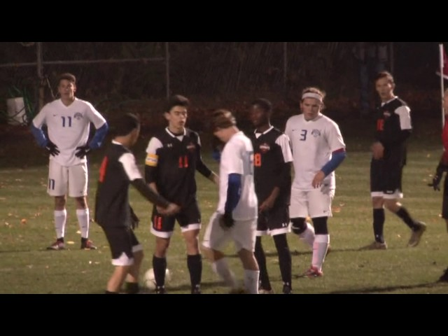 Plattsburgh - Peru Boys B Final  10-28-16