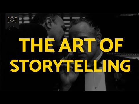 The Art of Storytelling - The Mechanics of a Great Story