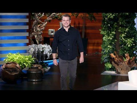Matt Damon on George Clooney Becoming a Dad en streaming