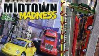 Midtown Madness Gameplay Good Old Games PC HD