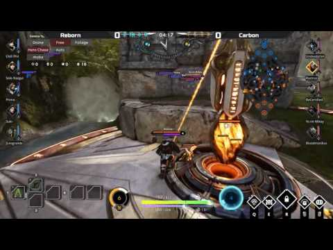 Paragon Competitive League #4 - Semi-Finals - Game 1 - Reborn vs Carbon