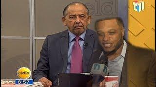 Huchi OPINA sobre el fallo de Robinson Cano y lo plasma en el ej.: Del politíco Dominicano Tramposo