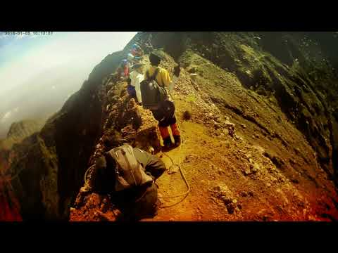 Global Independent Adventure - Pendakian Gunung Raung