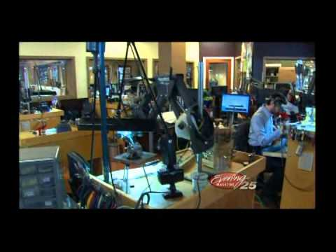 Seattle's Evening Magazine hosts the show from Green Lake Jewelry Works