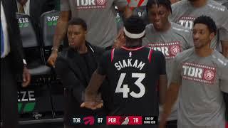 Portland Trail Blazers vs Toronto Raptors | November 13 2019