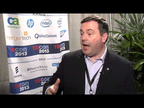 TiEcon 2013 Media Lounge: Interview with Jason Kenney Canada