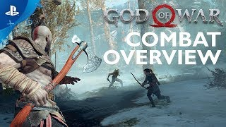 God of War's New Combat System Explained | PS4 Pro
