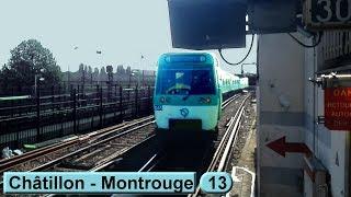 Châtillon - Montrouge | Ligne 13 : Métro de Paris ( RATP MF77 )