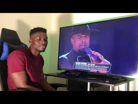 """Shawn Sounds Performs Donny Hathaway's """"A Song For You"""" On The Voice (REACTION)"""