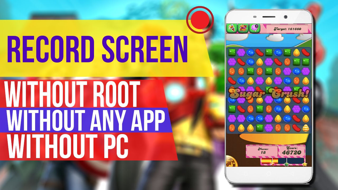How to Record Android Screen Without Root & Without Using Any App - NO ROOT  - Coolpad Note 3