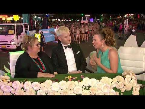 Lucy Lawless 2018 Sydney Gay & Lesbian Mardi Gras