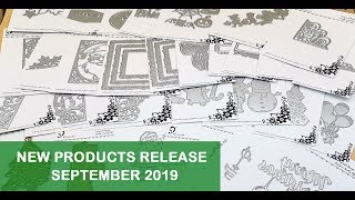 AlinaCraft (Alinacutle) New Products Release SEPTEMBER 2019 -#new release #Aliexpress #haul