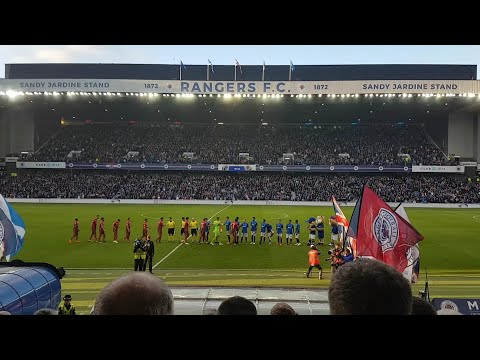 Rangers 1-0 FC Ufa - Europa League Play Off