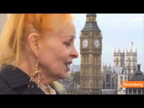Vivienne Westwood Bloomberg