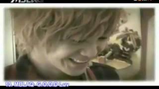 My Top 20 Favorite Korean Songs As Of January 2010