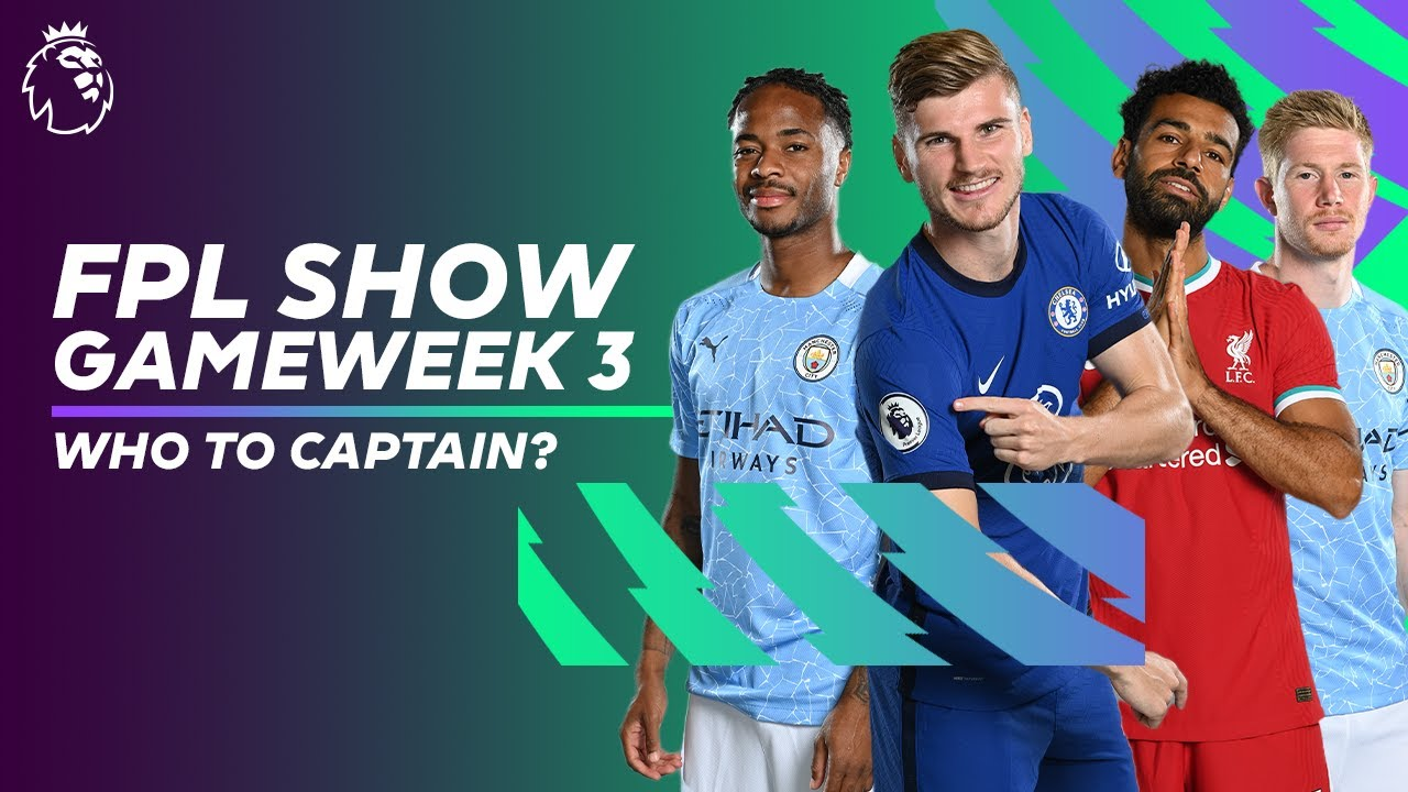 Sterling, Werner, Salah or De Bruyne? | Captain for GW3? | FPL Show