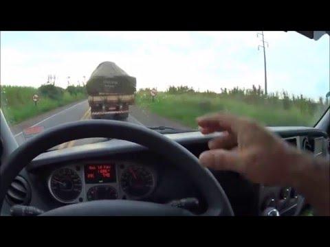 IVECO DAILY 35S14 test drive 1ª parte