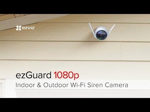 EZVIZ | EzGuard 1080p Use Case