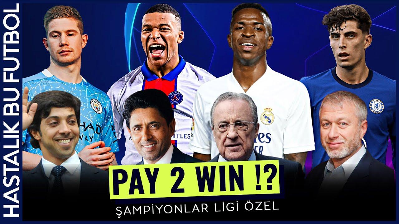 Kapital Dünya, Endüstriyel Futbol ve Şampiyonlar Ligi 2021