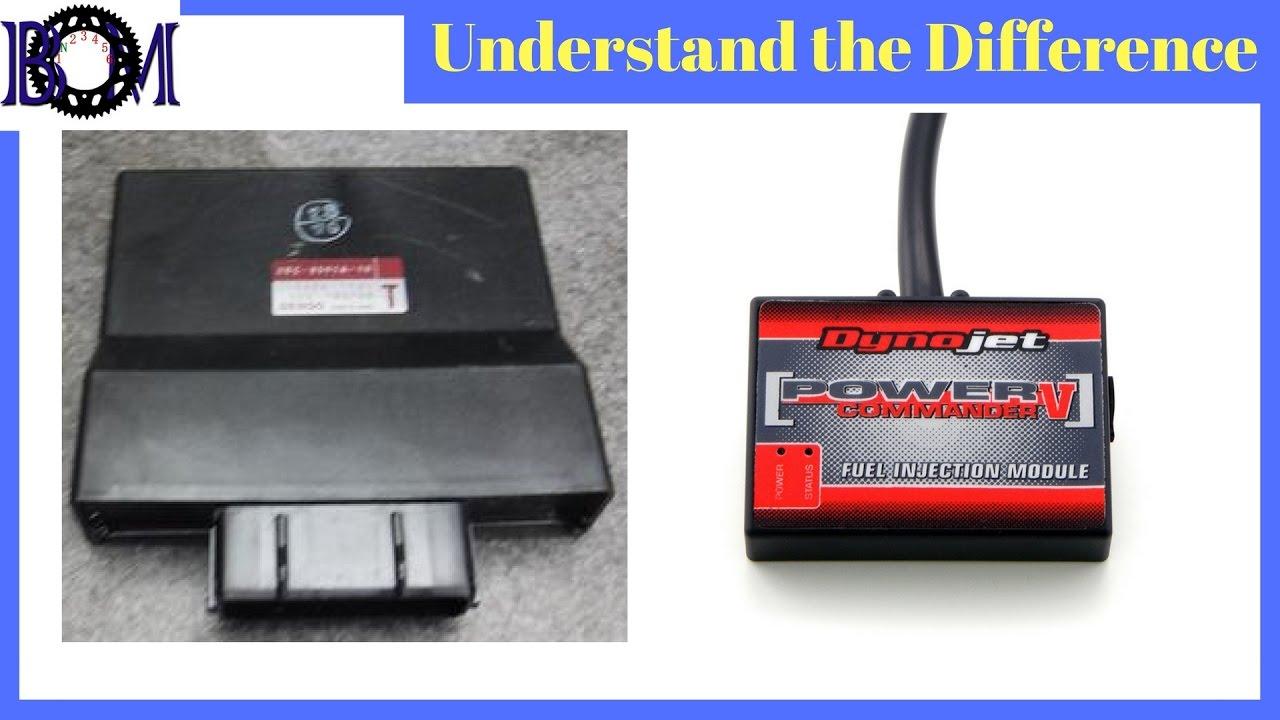 ECU Flash vs Power Commander
