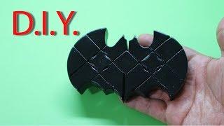 Batman theme Siamese floppy cube!!!! │D.I.Y.