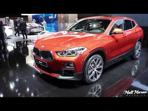 2018 BMW X2 Close Up Look! 2018 NAIAS