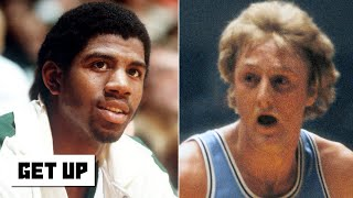 Magic Johnson remembers going head-to-head with Larry Bird for the NCAA Championship | Get Up