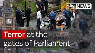 Terror at the gates of Parliament