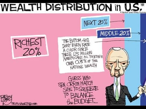 Socialism Redistributes Wealth (that was not properly distributed in the first place)