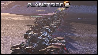 Mass Strats (Funny Moments | Planetside 2)