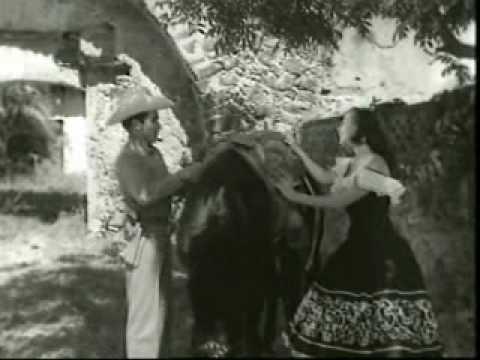 FLOR SILVESTRE **** CIELO ROJO ( película ''EL CICLÓN'' )