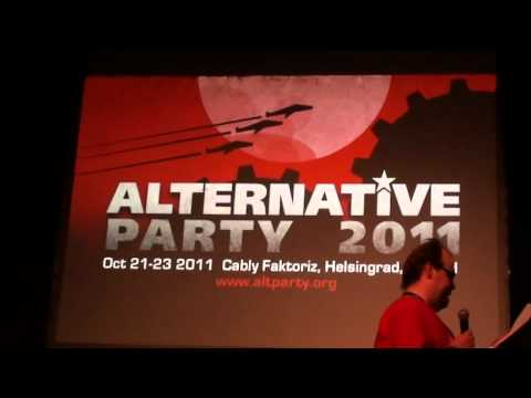 Alternative Party 2011 main combined demo compo