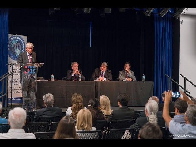(COMPLETO) FORO: LA CRISIS DEL PODER JUDICIAL EN LA ARGENTINA