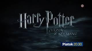 Harry Potter a väzeň z Azkabanu - v sobotu 22. 1. 2021 o 20:30 na TV Markíza